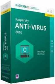 Kaspersky Anti Virus 2017